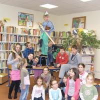 Andersen és Csukás István születésnapját ünnepelték a bicskei gyerekek