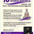 Meditáció márciustól