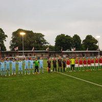 Kárpáti Igaz Szó: Csákvári játékos Kárpátalja kezdő csapatában Londonban
