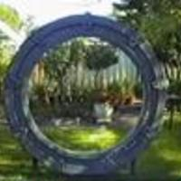 Saját Stargate a kertben