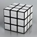 Braille Rubik-kocka a gyengénlátóknak