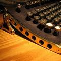 Írógép-billentyűzet