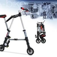 Hátizsákos bicikli