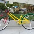 Ilyen lesz az új Google-bicikli