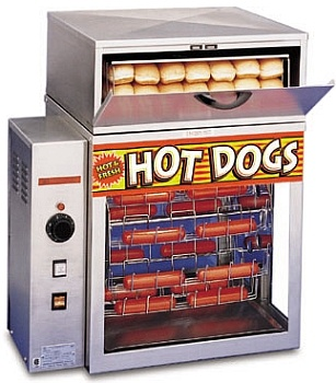 Hot Dog Warmer Hire