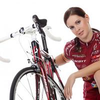 Katarina Hranaiová: modell vagy kerékpáros?