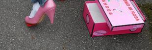 Magassarkú bringás cipő hölgy versenyzők részére!
