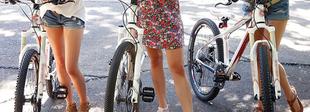 Bringateszt Bikegirls módra...
