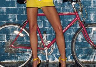Sophie Suze és a bicikli