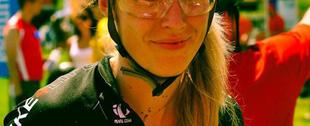 A sár, a vér, a könny sem ismeretlen – egy bringás lány vallomása