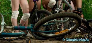 Öt meztelen BMX-es
