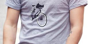 Jézus trükk: a megváltó bringán feszít!