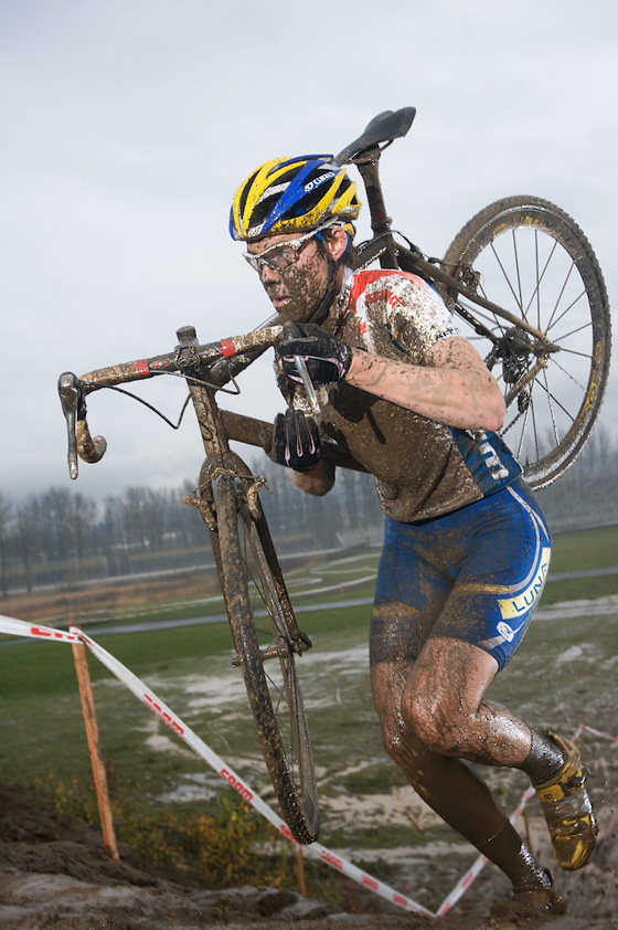 cyclo cross girl
