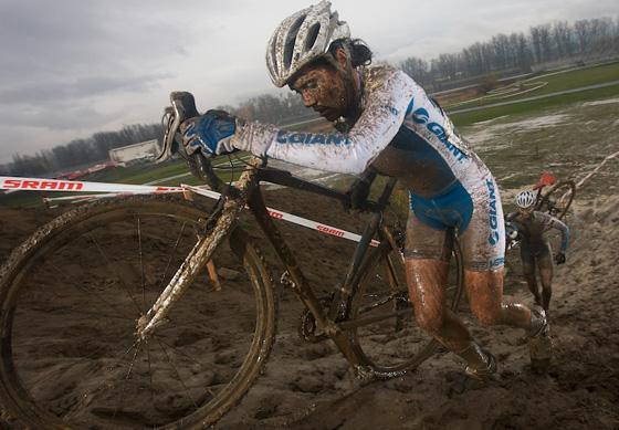 cyclocross girl