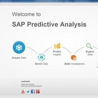 SAP Predictive Analysis 1.14