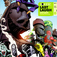 Joker: Last Laugh 03 - Lunatic Fringe