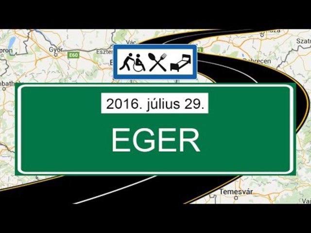 Székirodalom vlog #022: Eger és a csillagok