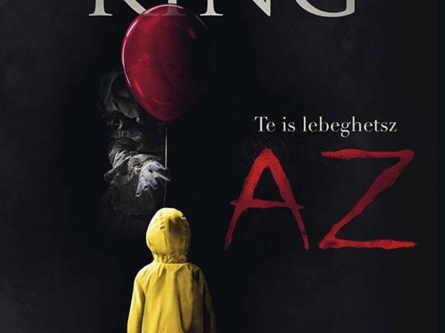Stephen King: Az (könyvajánló)