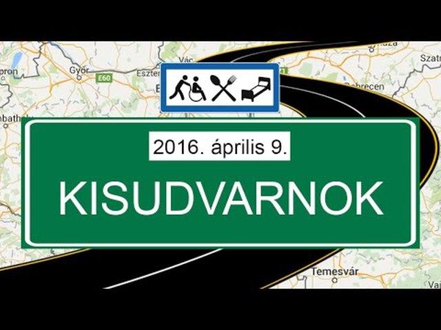 Székirodalom vlog #011: Turnékezdés Kisudvarnokban