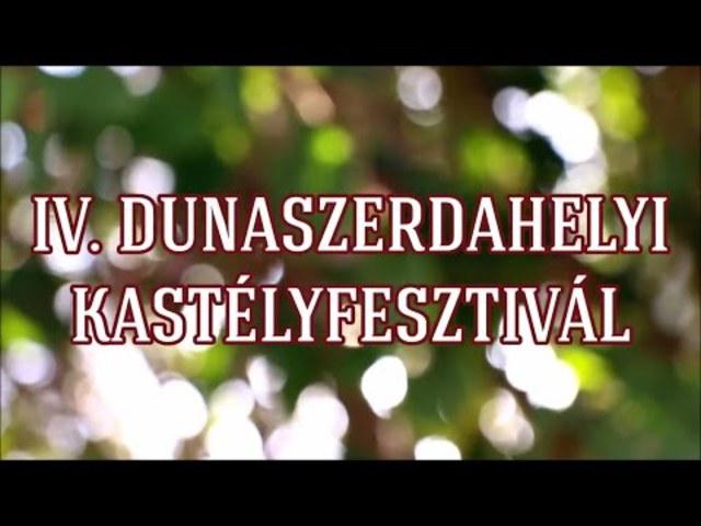 Idén is lesz Dunaszerdahelyi Kastélyfesztivál!