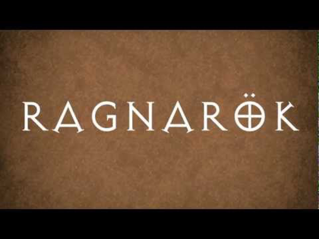 Megírtam a Ragnarököt!