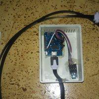 WiFi-s hőmérő EX01 mini-projekt