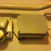 Projekt 7b: Vezetékes csengő Wifis okosítása
