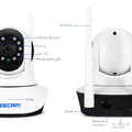 IP kamera LAN+WiFi (ESCAM G02)