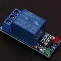 Elektronikus kapcsoló/jelfogó (relé)