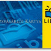 Libri törzsvásárlói kártya