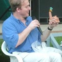 Lackfi János író, költő, műfordító, szerkesztő