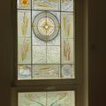 Kaposvári kórház kápolnájának üvegablaka