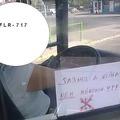 47 fokot mértek a Volvo busz utasterében
