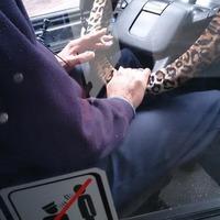 A buszvezető dohányozhat?