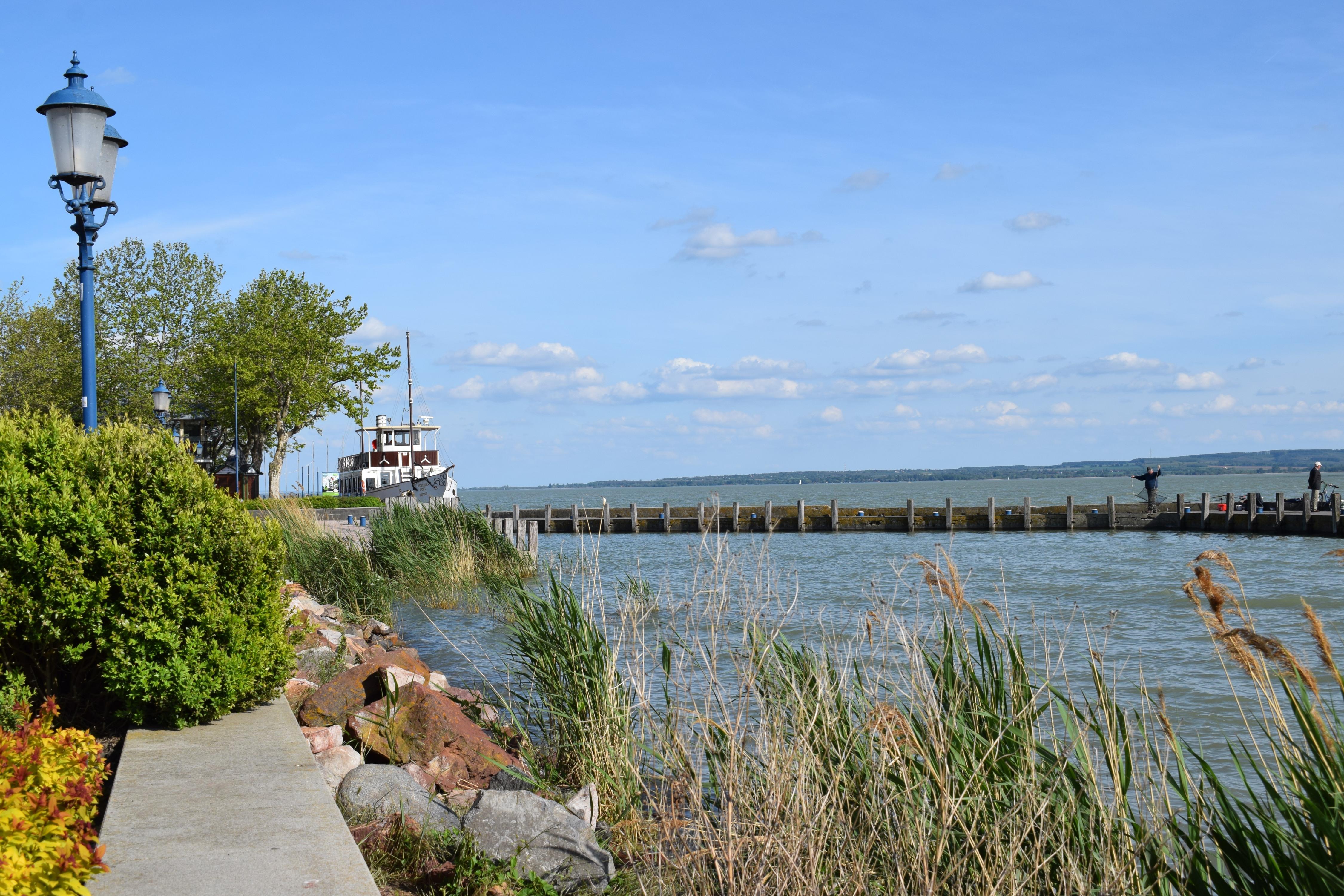 A kikötő :)