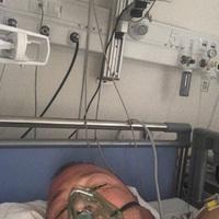 A kórházi ágyból - Ébredés