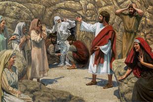 Halálos kérdések... és a feltámadás
