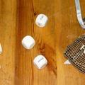 Szuvidált libacomb hagymás krumplival