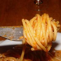 Villámgyors csípős paradicsomos spagetti