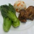 Teriyaki csirke