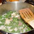 Zuppa Toscana - ahogy a nagylyány főzi