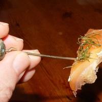 Gravlox vagy Gravlax: Pácolt lazac (és hidegen füstölve is)