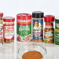 Cajun - Creole fűszer teszt