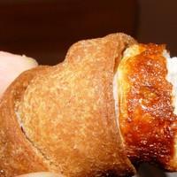 Vajastésztába bundázott sajt