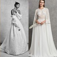 Íme az idei menyasszonyi ruha trend!