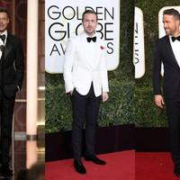 A legdögösebb Férfiak a Golden Globe-ról!