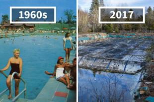 Ennyit változtak az egykor ikonikus helyszínek közel 60 év alatt