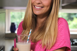 Laktózmentes fehérjével fogyni? Ada is így csinálja!