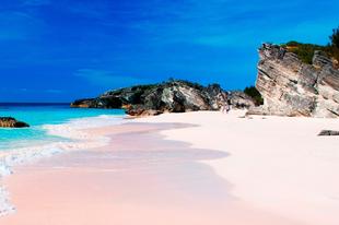 Ezek a világ legszebb PINK homokos tengerpartjai