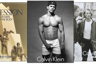 Provokatív Calvin Klein reklámok a 80as/90es évekből